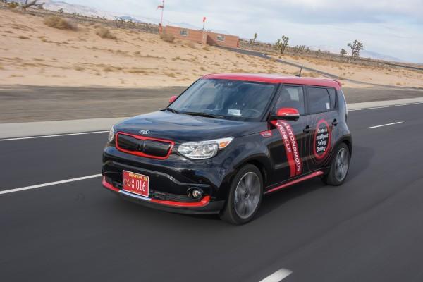 Kia Motors introduces new 'DRIVE WISE' sub-brand for autonomous driving technologies © Kia Motors Corporation