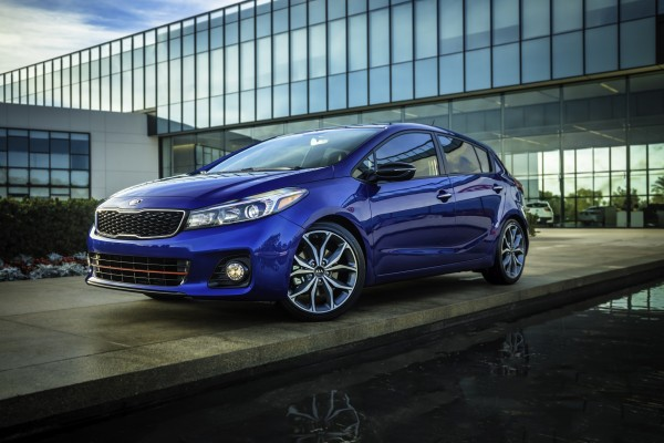 2017 Kia Forte5 © Kia Motors Corporation
