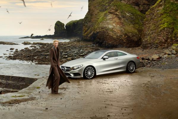 Mercedes-Benz S-class Coupe © Daimler AG