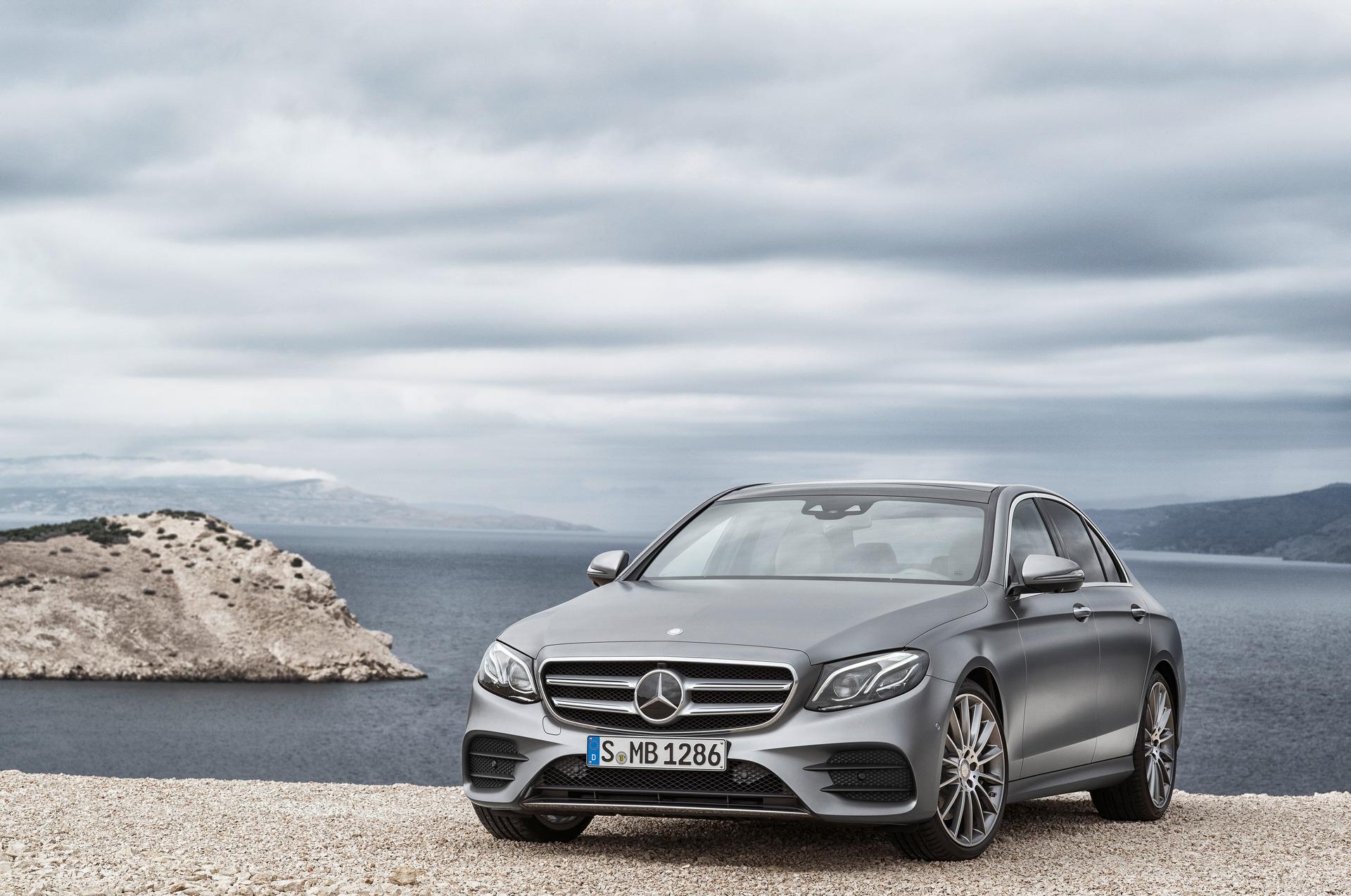 Mercedes-Benz E-Class © Daimler AG