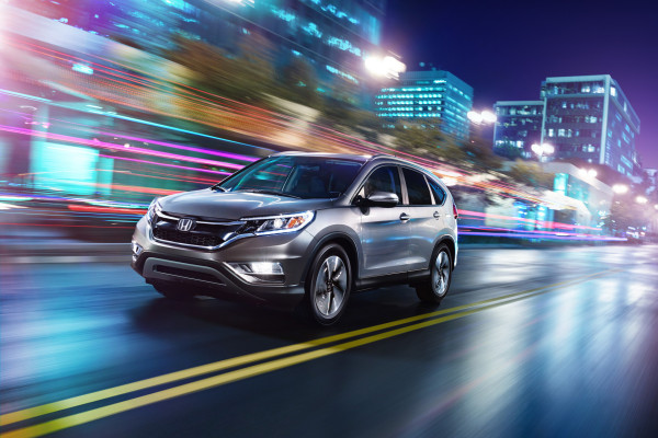 2016 Honda CR-V © Honda Motor Co., Ltd.
