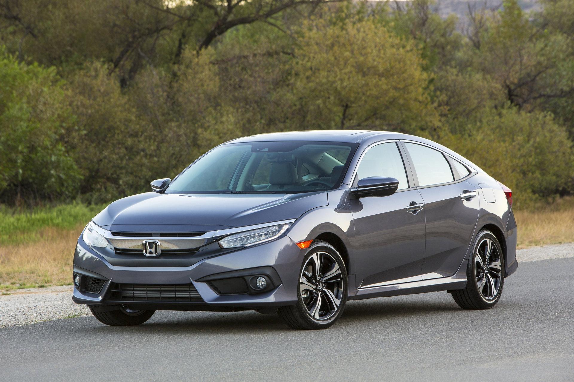 2016 Honda Civic Sedan © Honda Motor Co., Ltd.