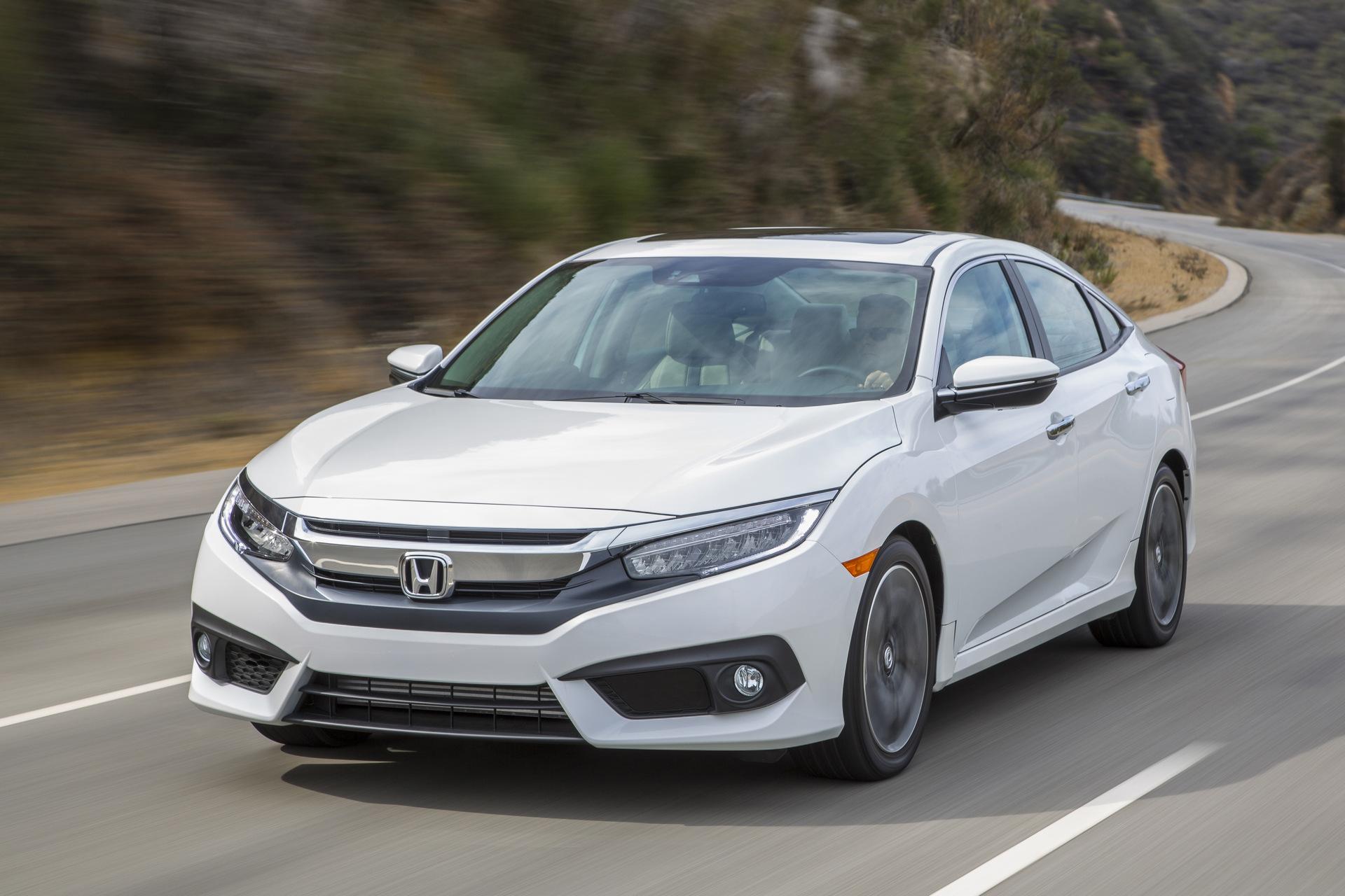 2016 Honda Civic © Honda Motor Co., Ltd.