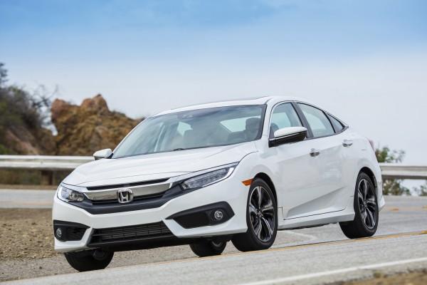 2016 Honda Civic Sedan © Honda Motor Co. Ltd.