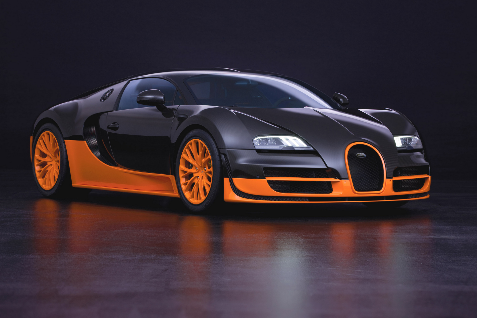 Who makes bugatti cars