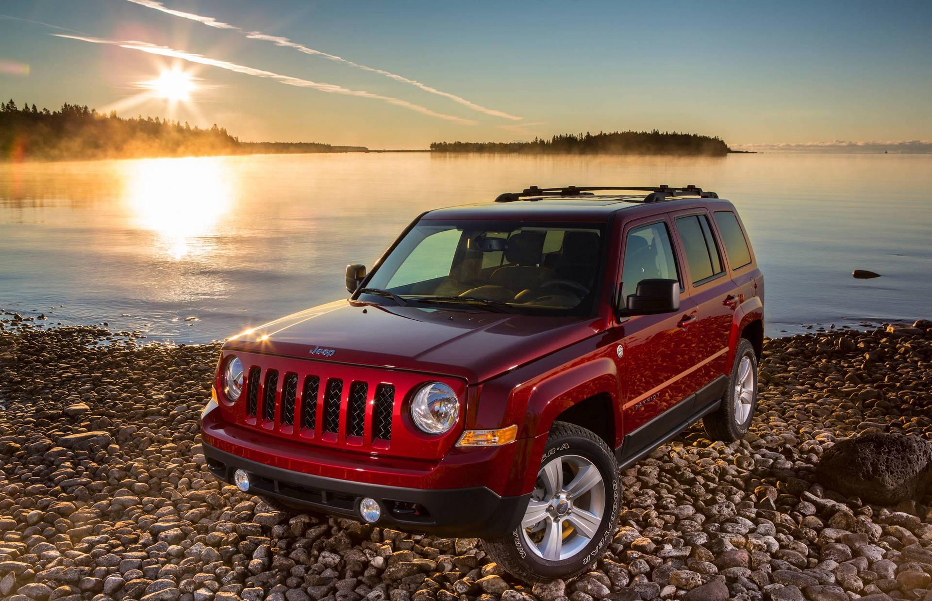 2016 Jeep Patriot © FIAT Group