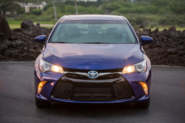 2015 Toyota Camry Hybrid © Toyota Motor Sales, U.S.A., Inc.