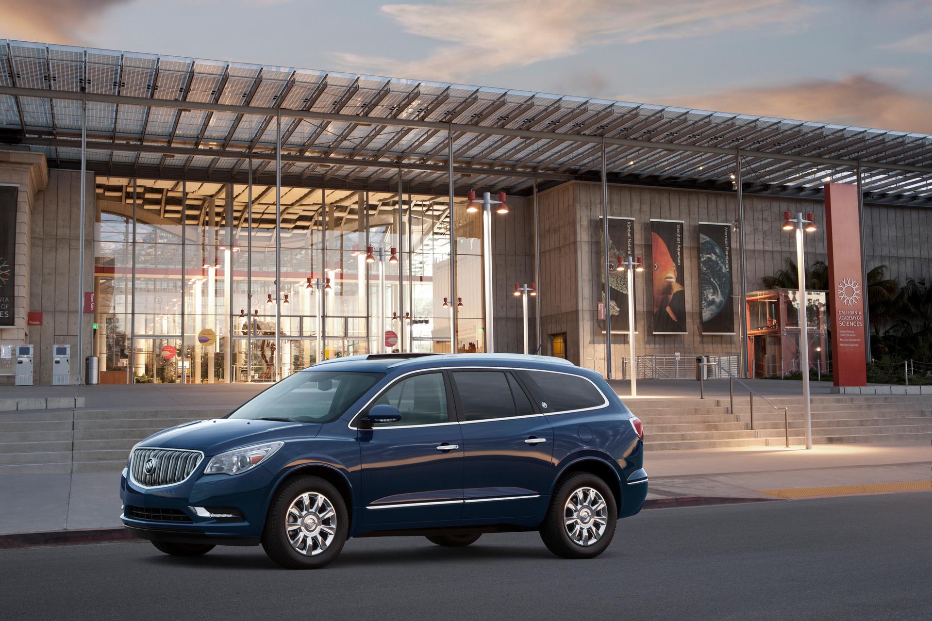 2016 Buick Enclave © General Motors