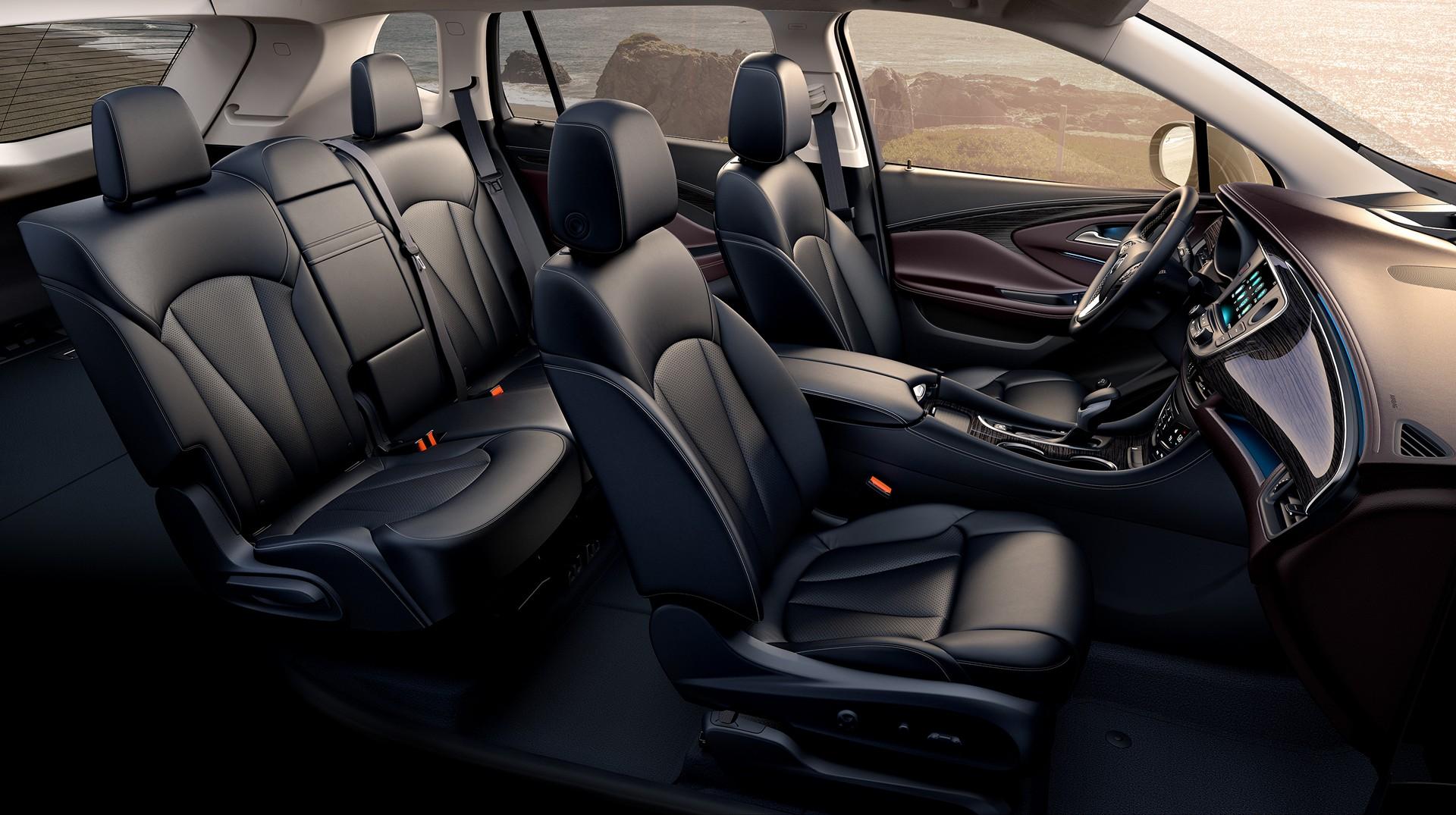 2016 Buick Envision © General Motors