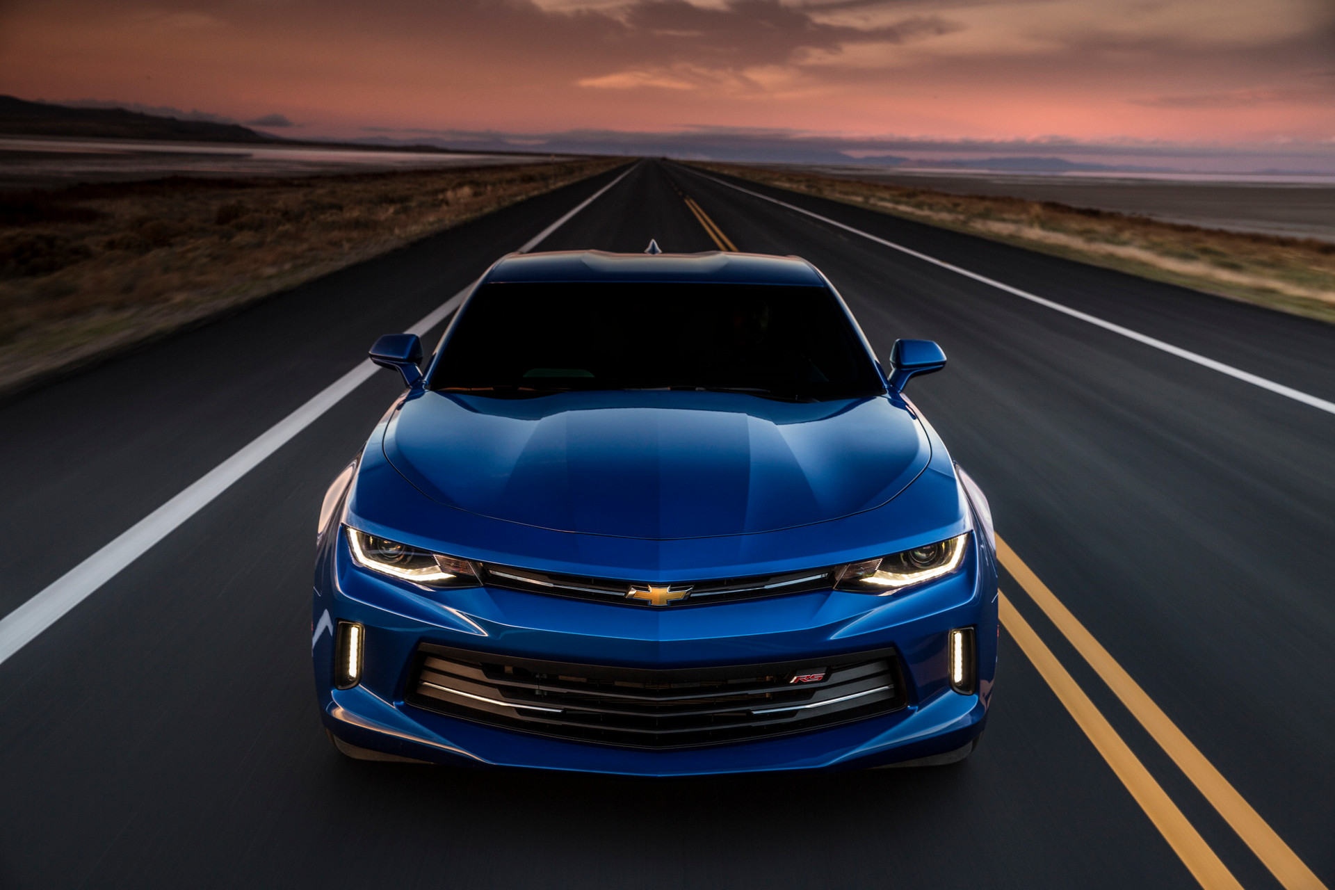 2016 Chevrolet Camaro © General Motors