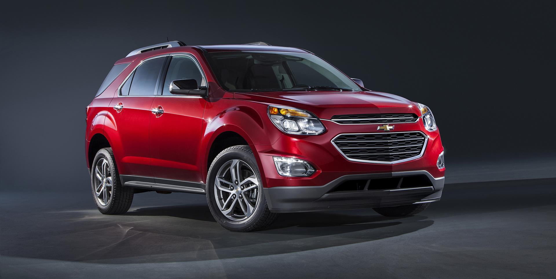 2016 Chevrolet Equinox LTZ © General Motors