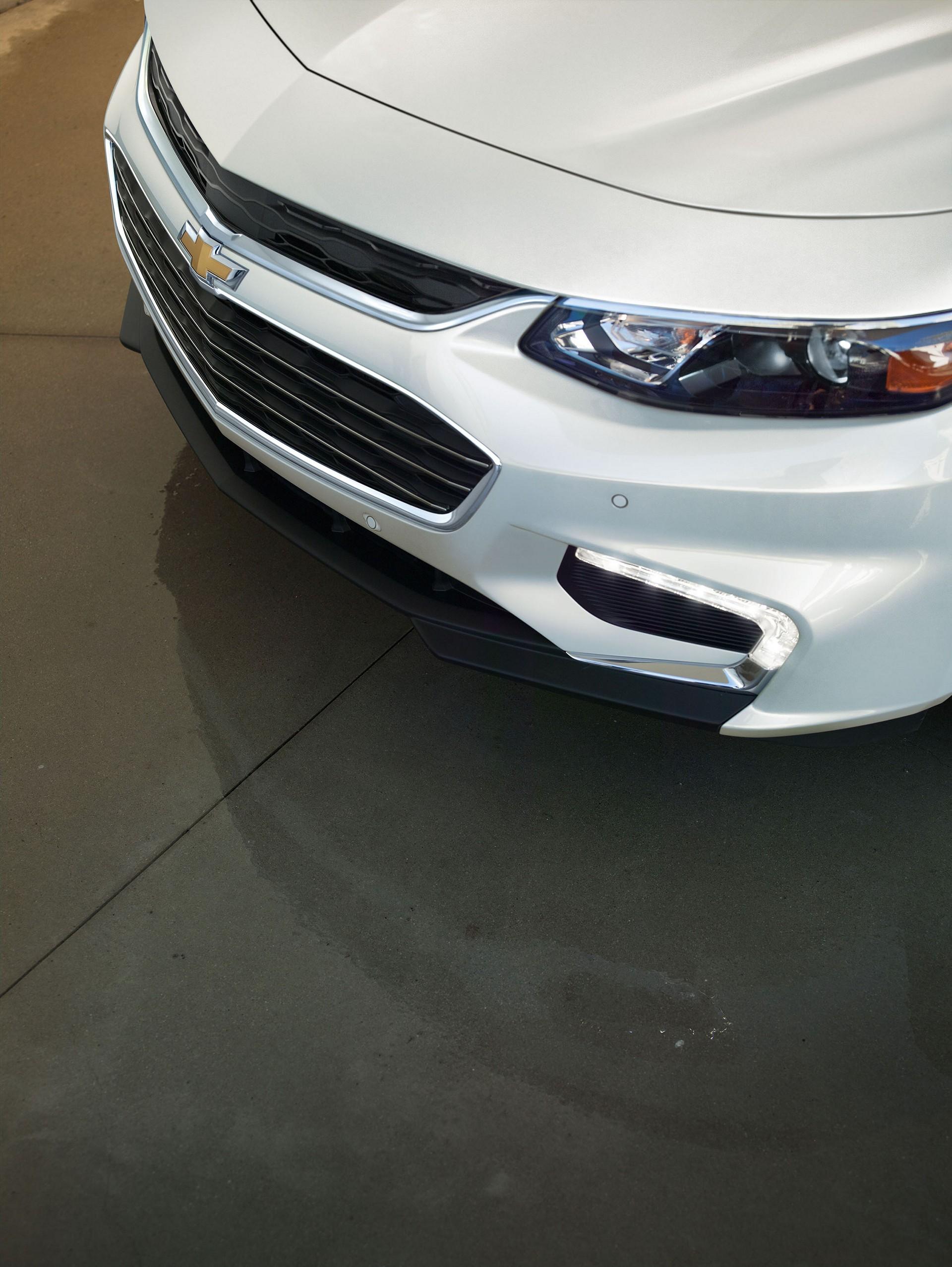 2016 Chevrolet Malibu © General Motors