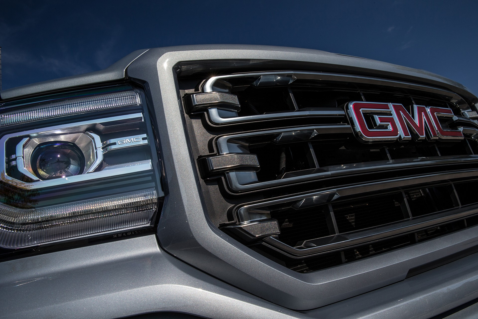 2016 GMC Sierra All Terrain SLT © General Motors