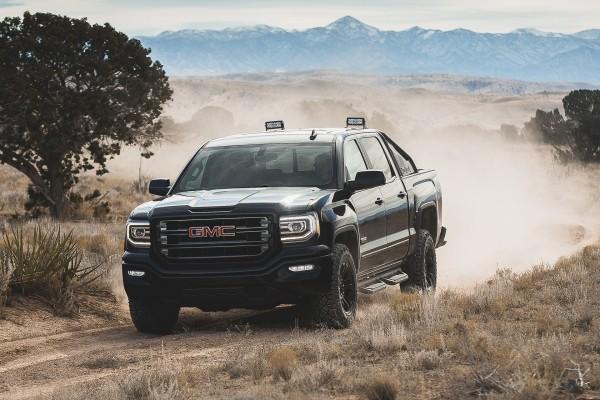 2016 GMC Sierra All Terrain X © General Motors