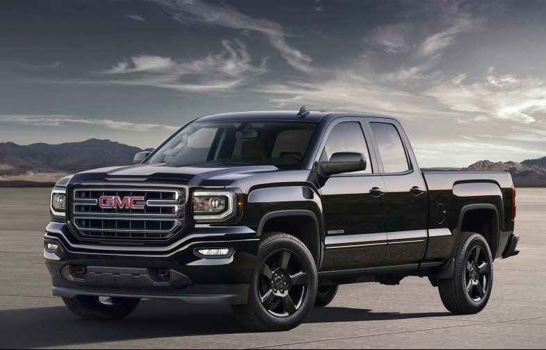 2016 GMC Sierra Elevation Edition © General Motors