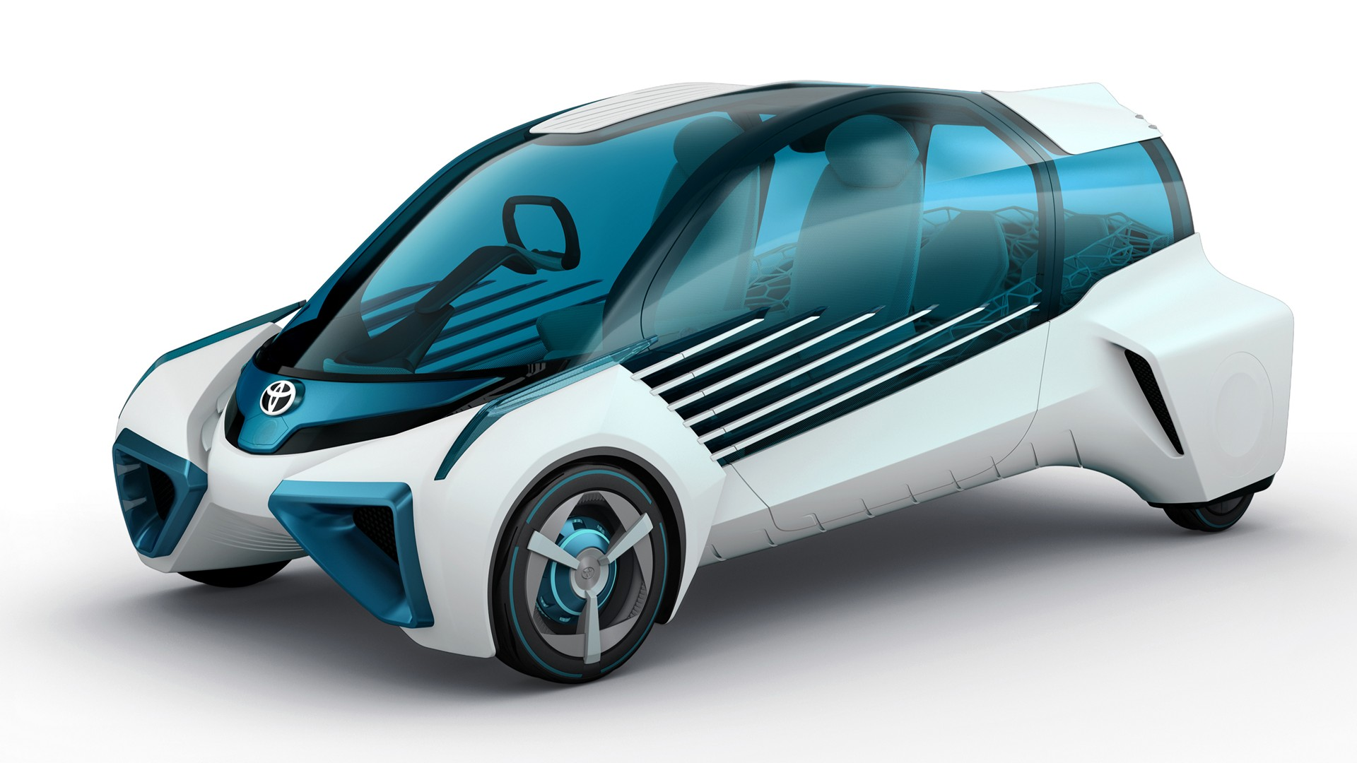 Future Of Mobility On Display In Toyota Exhibit At 2016