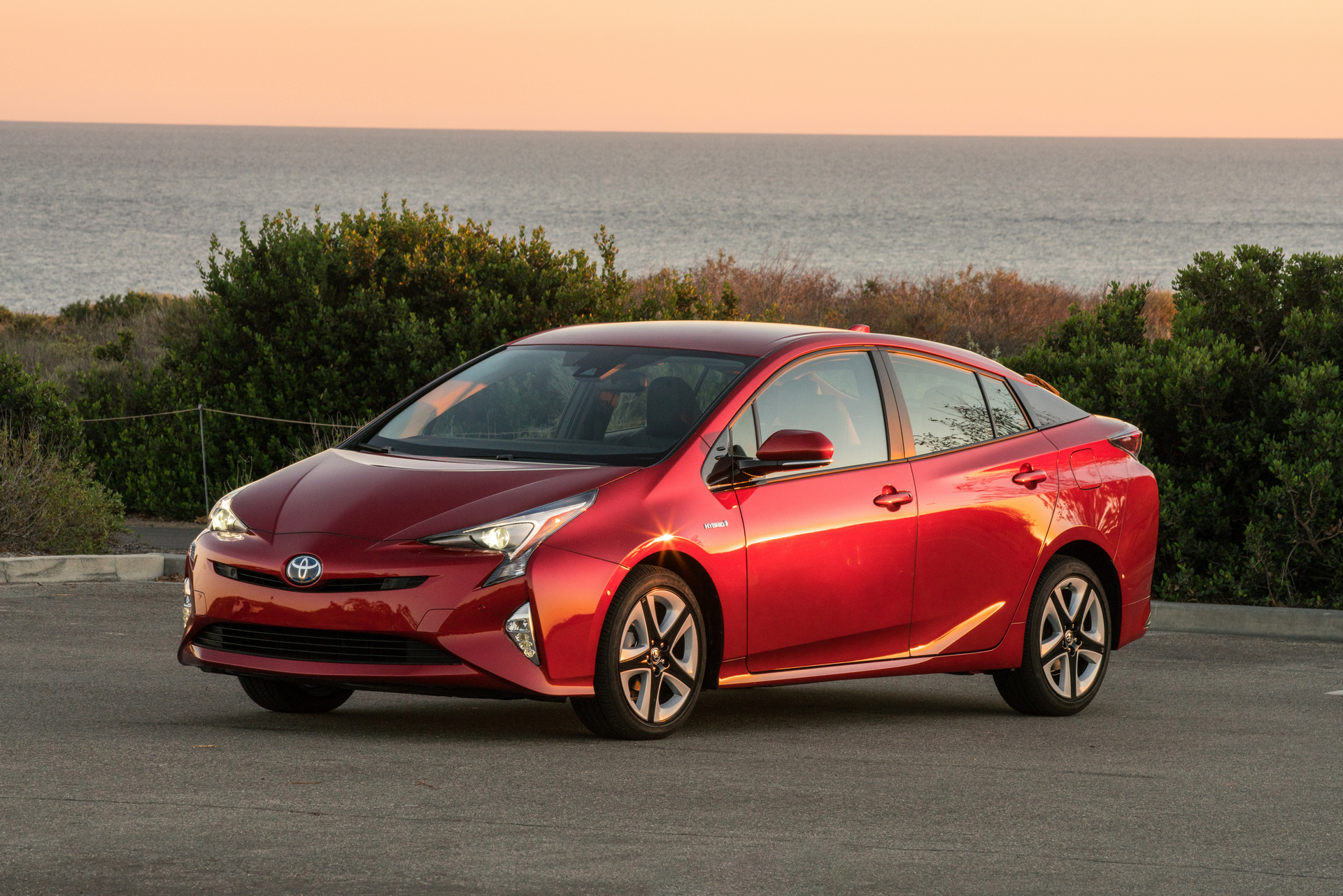 Toyota Prius Hybrid Motor Corporation