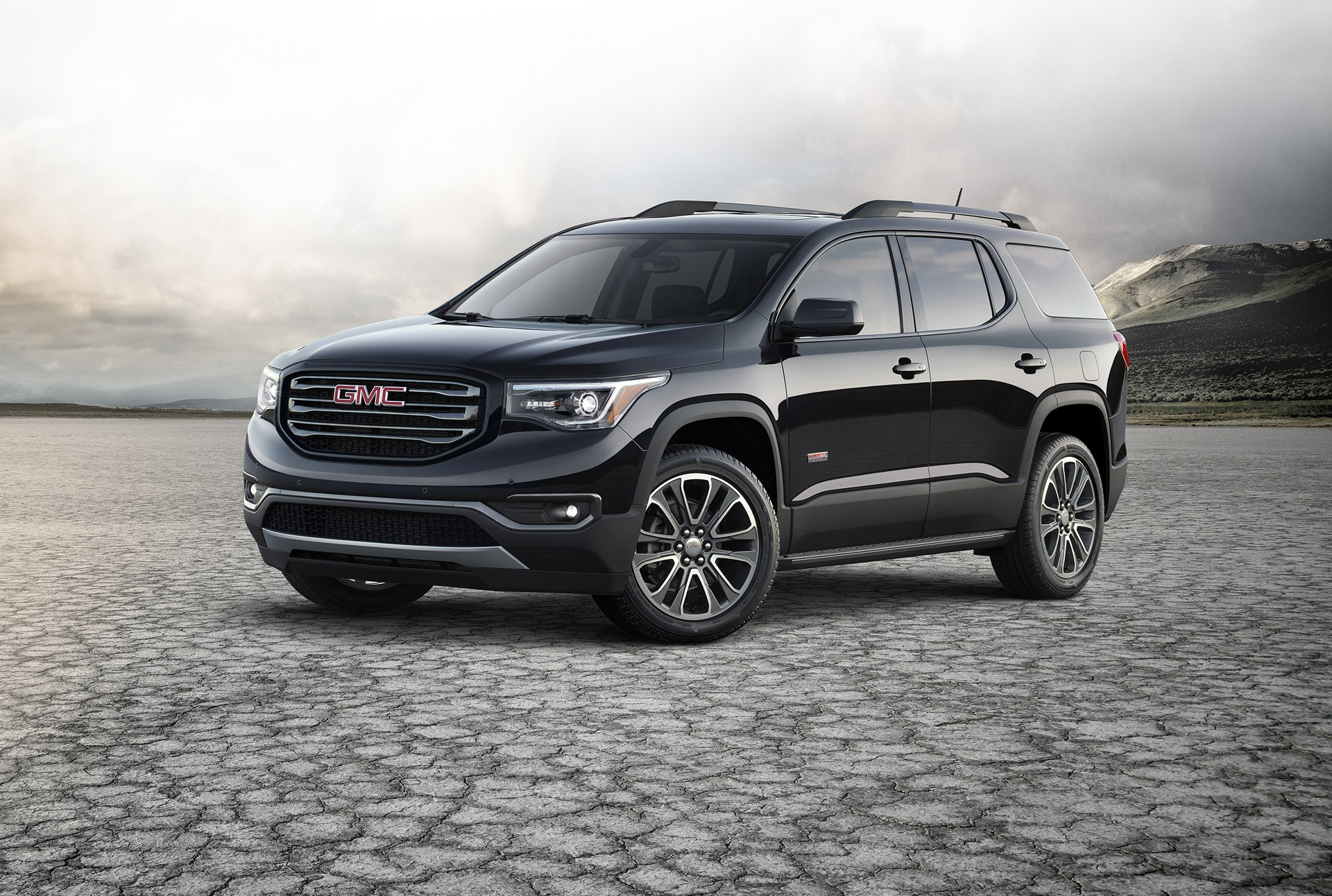 2017 All-New GMC Acadia All Terrain © General Motors