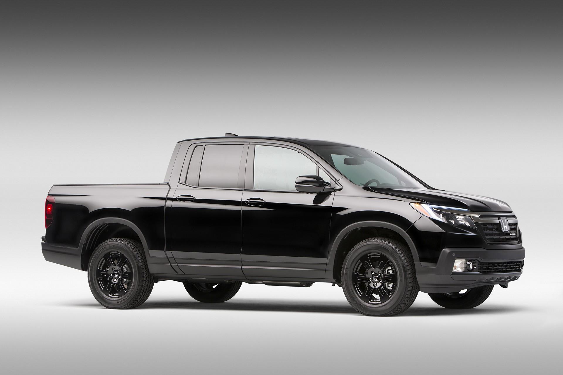 all new 2017 honda ridgeline pickup truck makes world debut at 2016 north american international. Black Bedroom Furniture Sets. Home Design Ideas