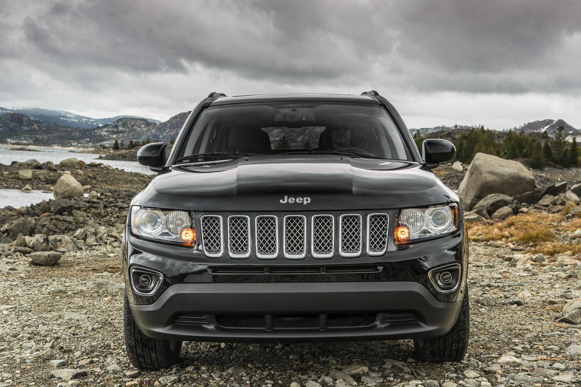 Jeep Compass © FIAT Group