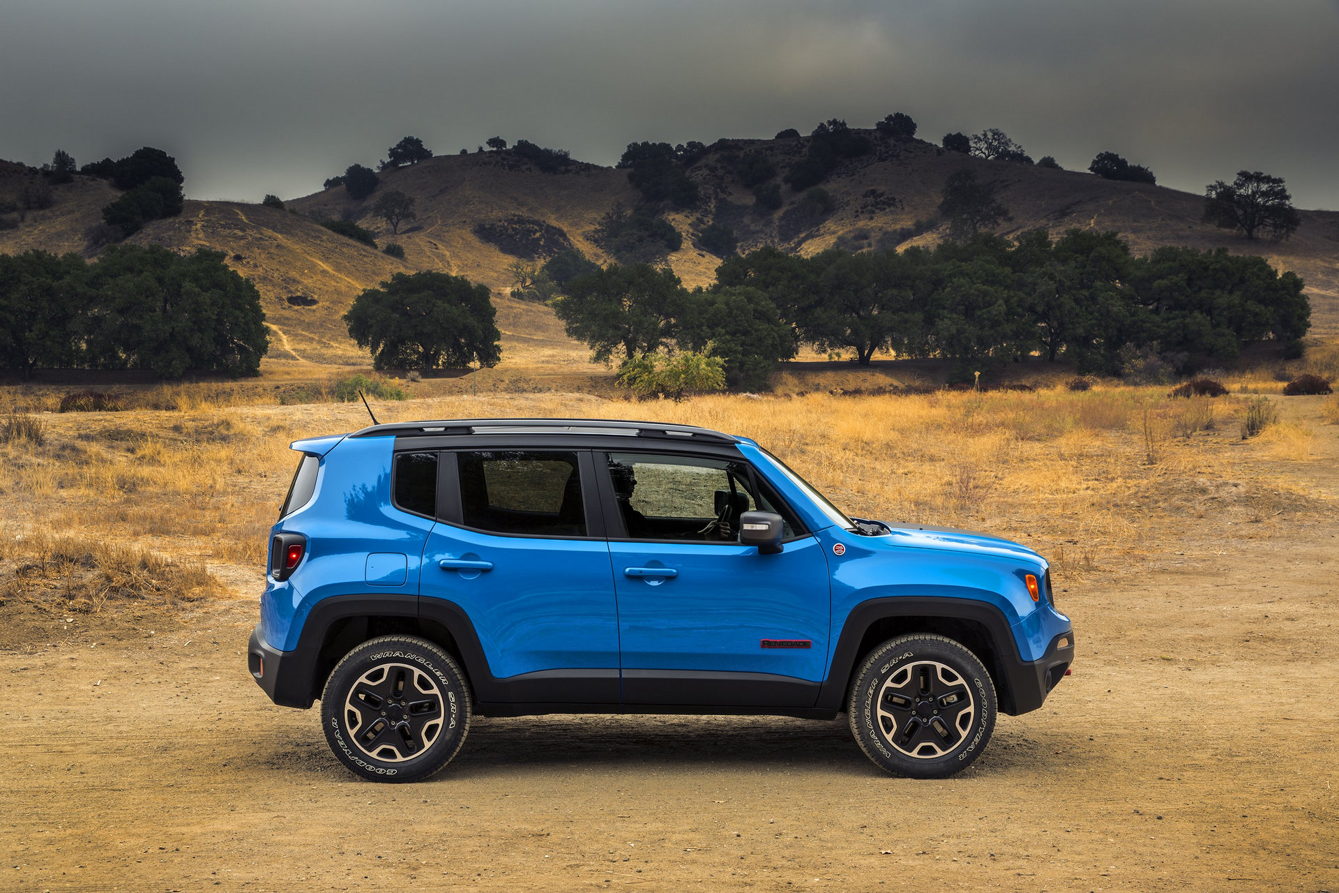 Jeep Renegade © Chrysler Group LLC