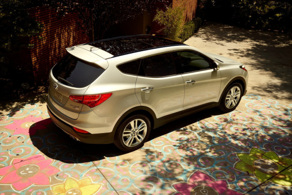 Who Makes the Santa Fe SUV?