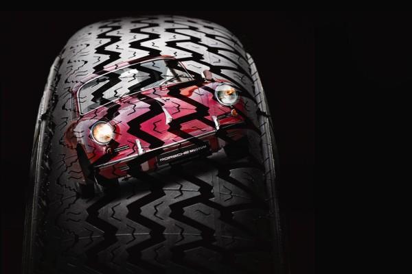 Michelin XAS 165 HR 15, 2015 © Dr. Ing. h.c. F. Porsche AG