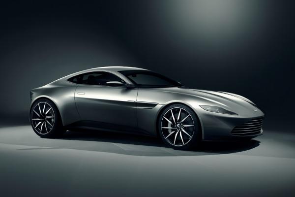 Aston Martin DB10 © Aston Martin Ltd.