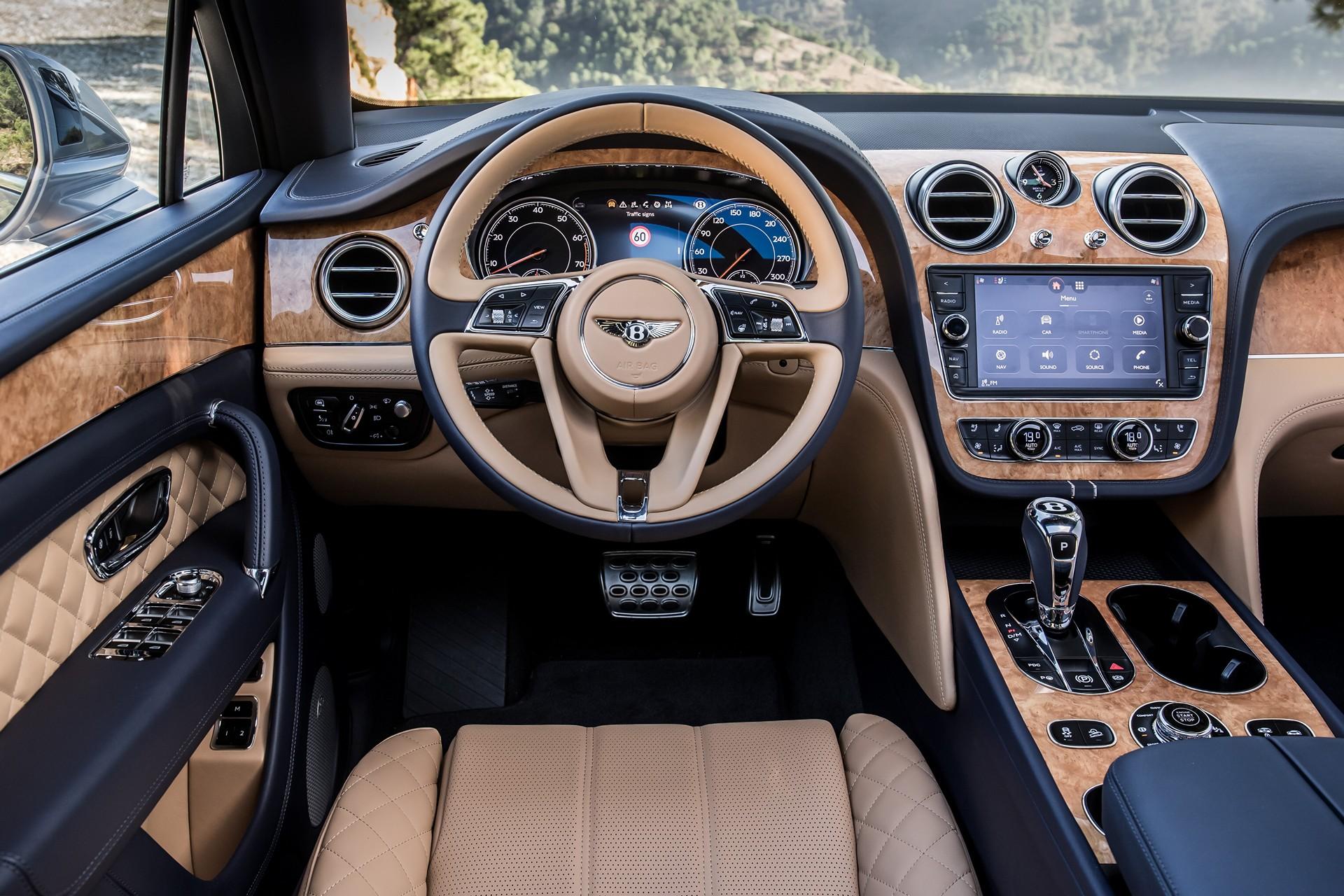 2016 Bentley Bentayga Review Carrrs Auto Portal