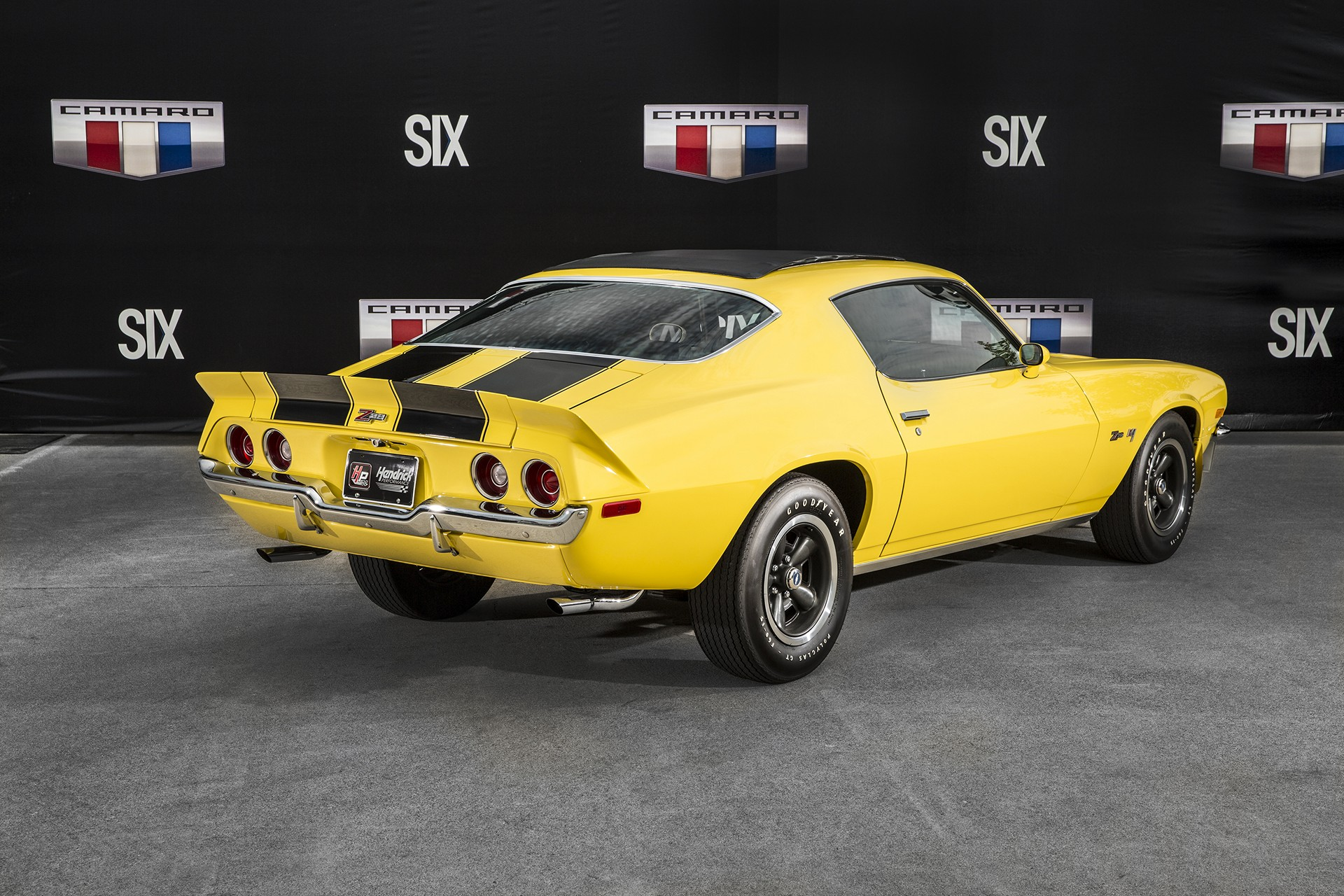 The Most Beautiful Camaros In History Carrrs Auto Portal