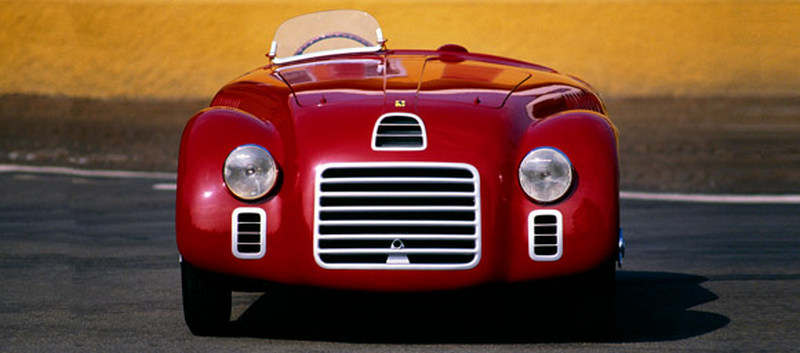 great history of ferrari 1940 1950 carrrs auto portal. Black Bedroom Furniture Sets. Home Design Ideas