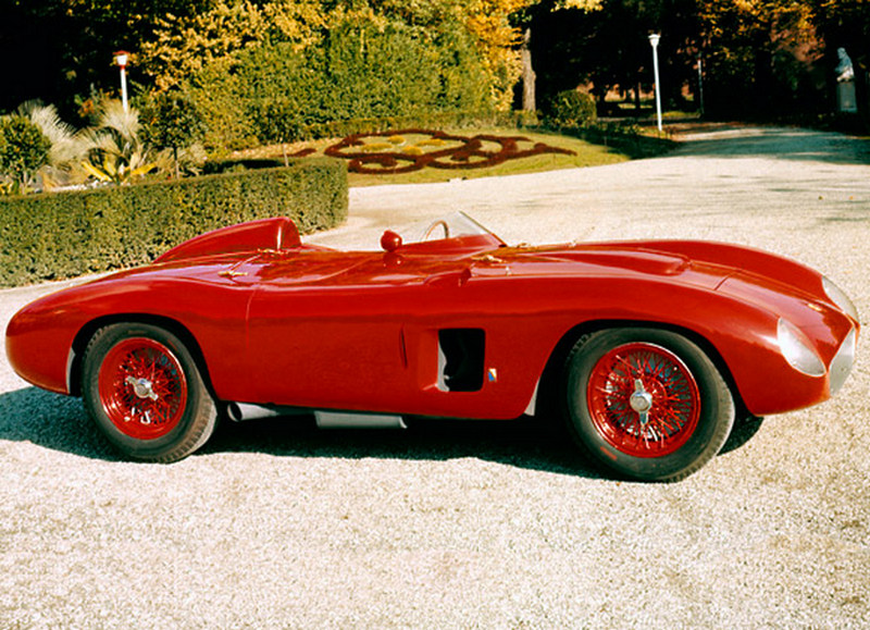 Great History of Ferrari: 1940-1950 - Carrrs Auto Portal