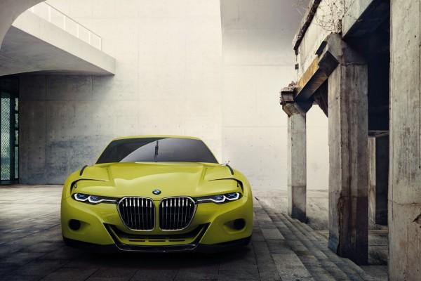 BMW 3.0 CSL Hommage © BMW AG