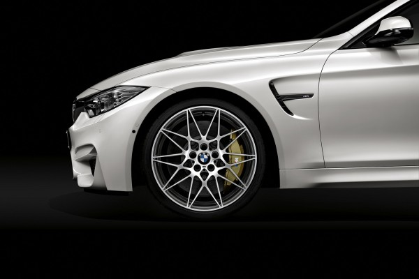 The new Competition Package for the BMW M3 and BMW M4 © BMW AG