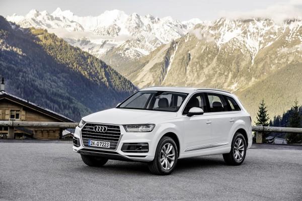 Audi Q7 © Volkswagen AG