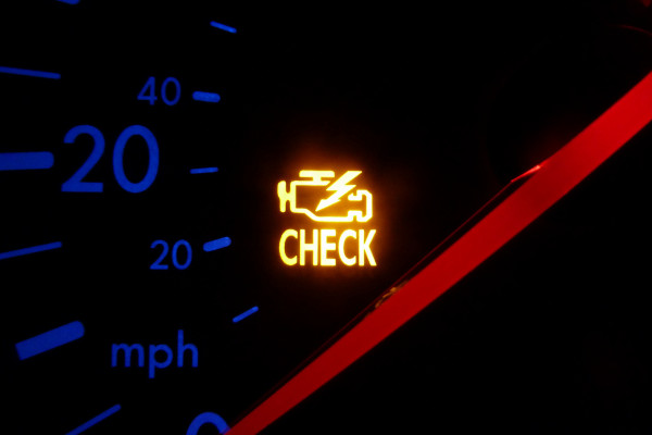 Why Would a Check Engine Light Come On?