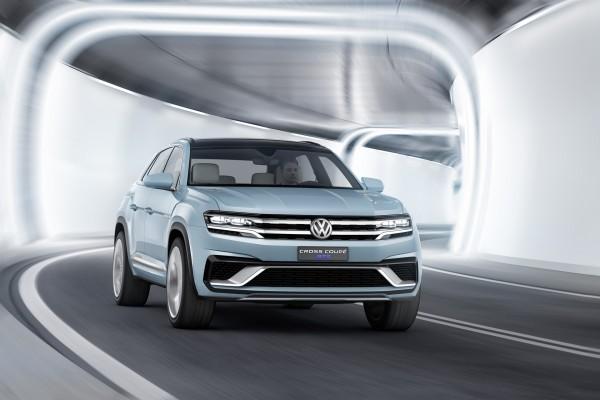 Volkswagen Cross Coupe GTE © Volkswagen AG
