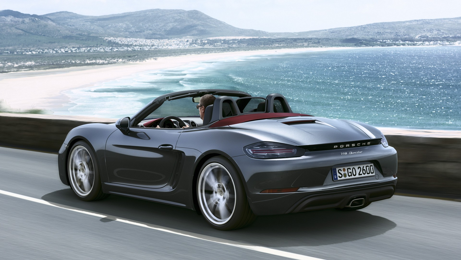 The Brand New Porsche 718 Boxster Carrrs Auto Portal