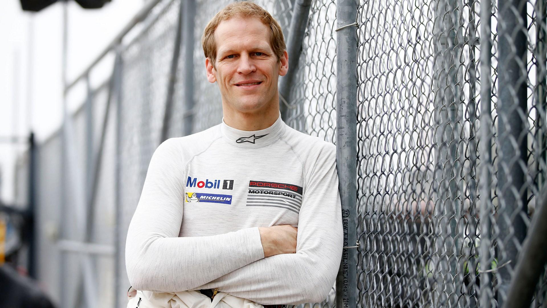 Jörg Bergmeister, Daytona, IMSA WeatherTech SportsCar Championship © Dr. Ing. h.c. F. Porsche AG