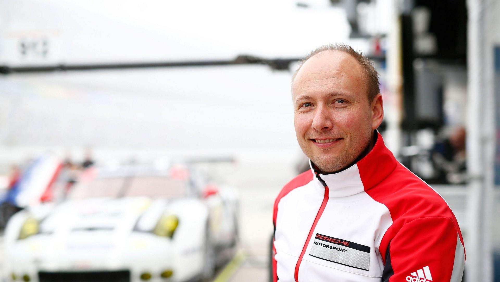 Marco Ujhasi, Head of GT Customer Motorsport, Daytona, IMSA WeatherTech SportsCar Championship © Dr. Ing. h.c. F. Porsche AG