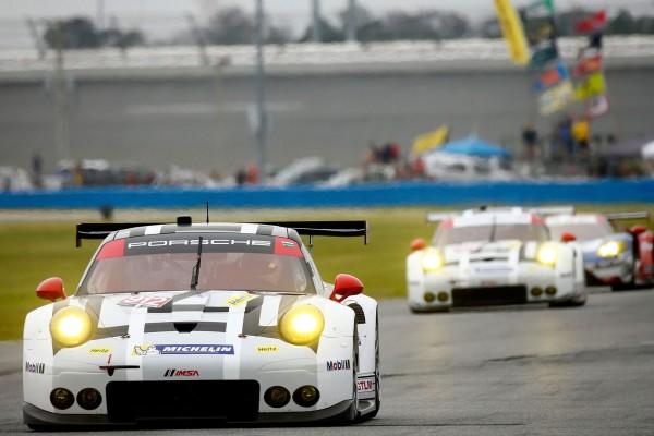 Porsche 911 RSR, Daytona, IMSA WeatherTech SportsCar Championship © Dr. Ing. h.c. F. Porsche AG