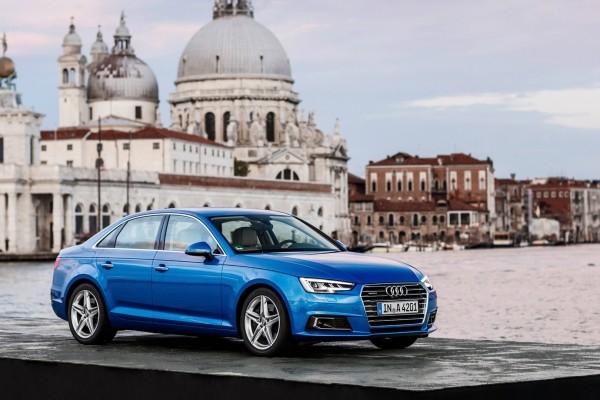 2017 Audi A4 © Volkswagen AG
