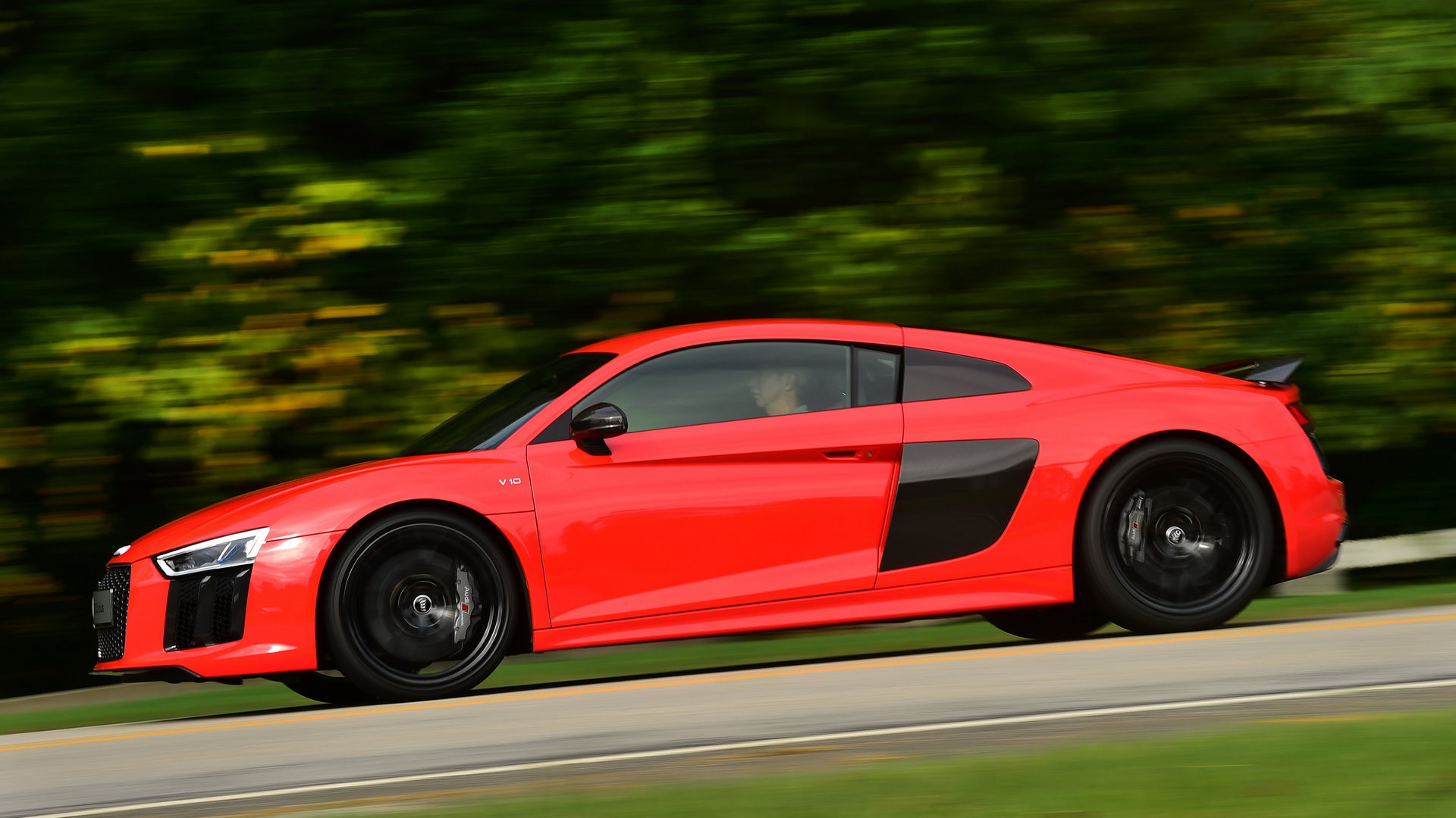 Audi Of America Announces Pricing For The All New 2017 R8