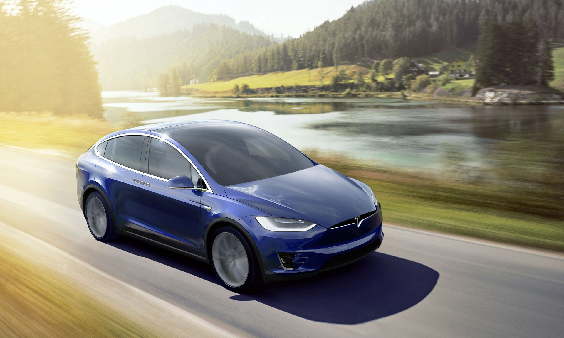 Tesla Model X Review - Carrrs Auto Portal