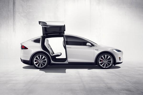 Tesla Model X © Tesla Motors