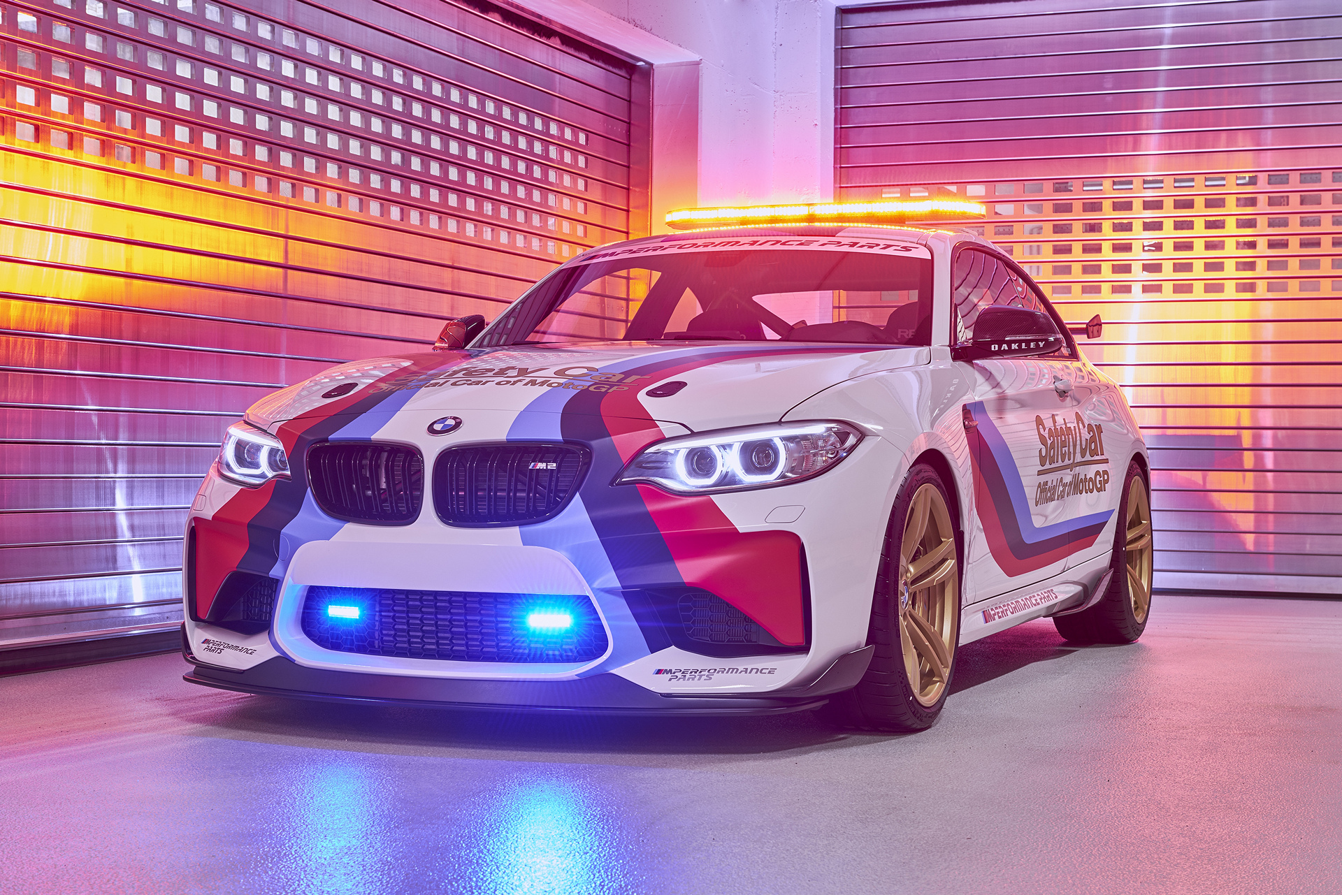 Bmw M Official Car Of Motogptm Bmw M2 Motogp Safety Car Carrrs