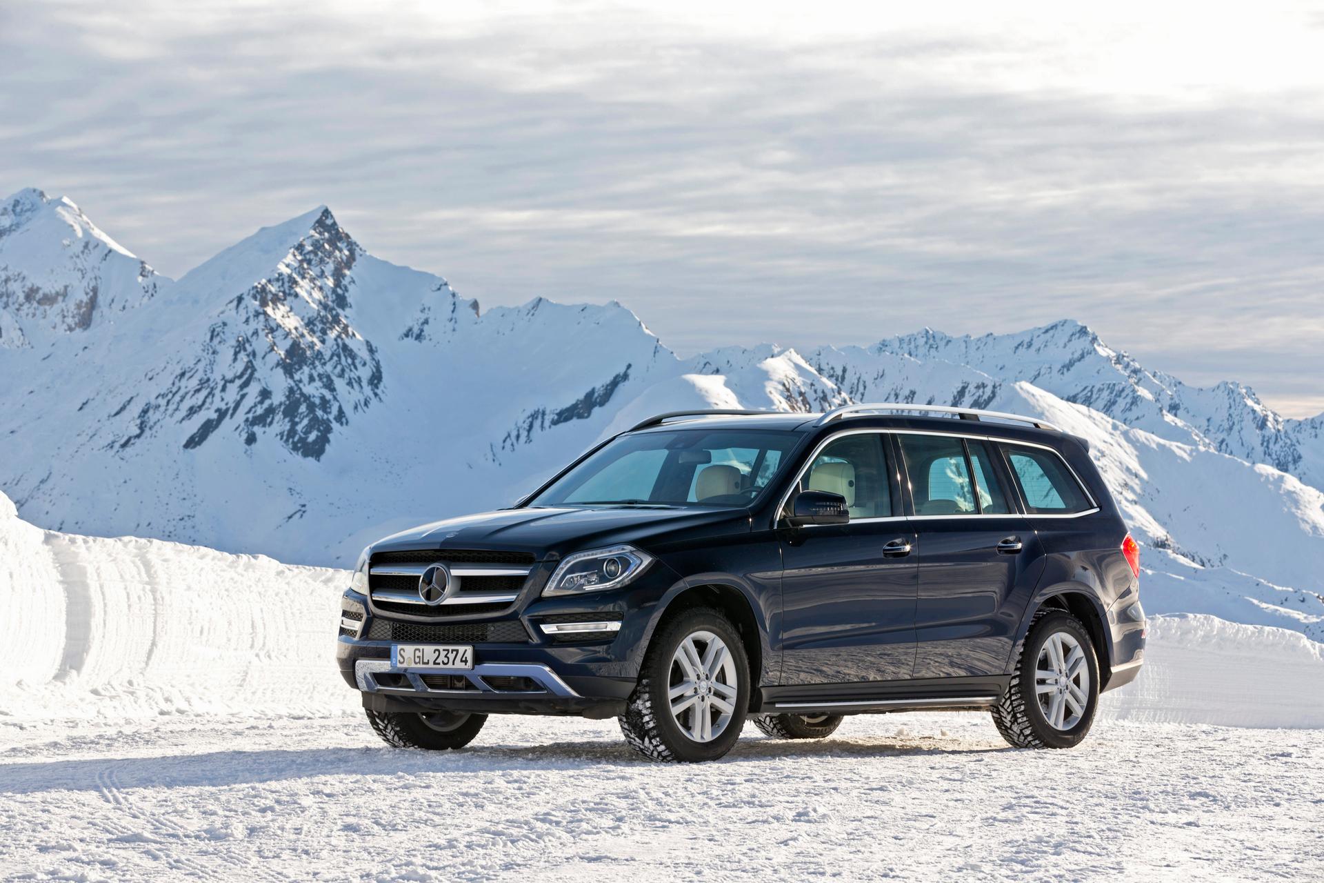 Mercedes-Benz GL © Daimler AG
