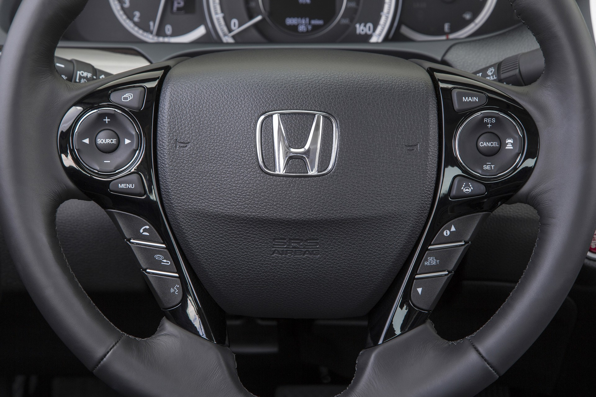 2016 Honda Accord Sedan © Honda Motor Co., Ltd.