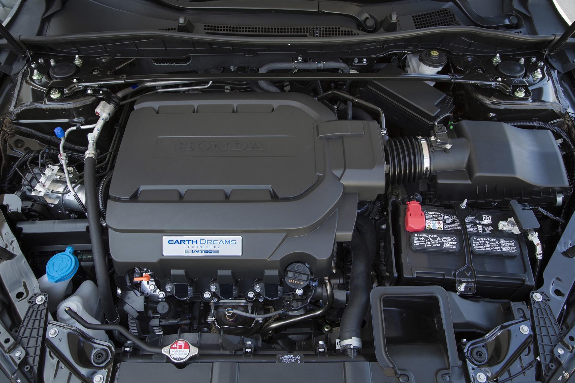 2016 Honda Accord Sedan C Motor Co Ltd
