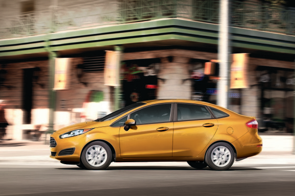 2016 Ford Fiesta © Ford Motor Company